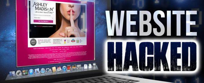 La web de citas canadiense Ashley Madison sufrió en 2015 un ataque donde le robaron los datos de todos sus usuarios.