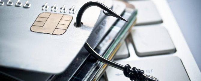 Credit card phishing