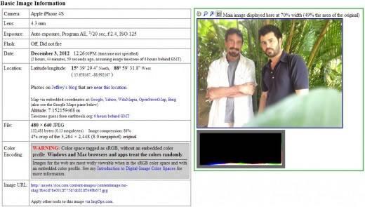 Imagen de thenextweb.com Metadatos obtenidos de la imagen de John McAfee