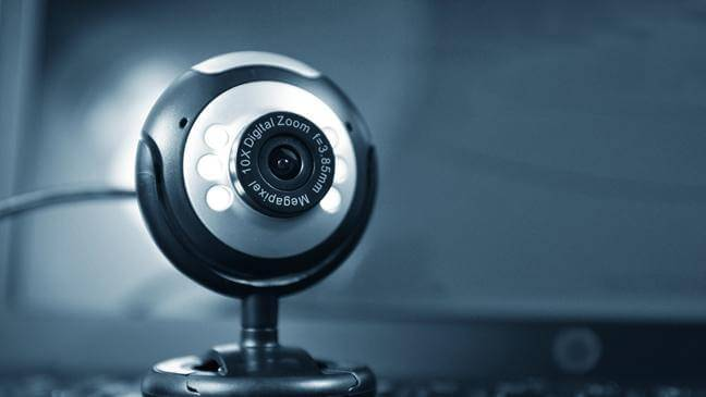 Your webcam, whether it would be embedded or external, can be accessed by malicious hackers for reasons that may be illegal and disturbing