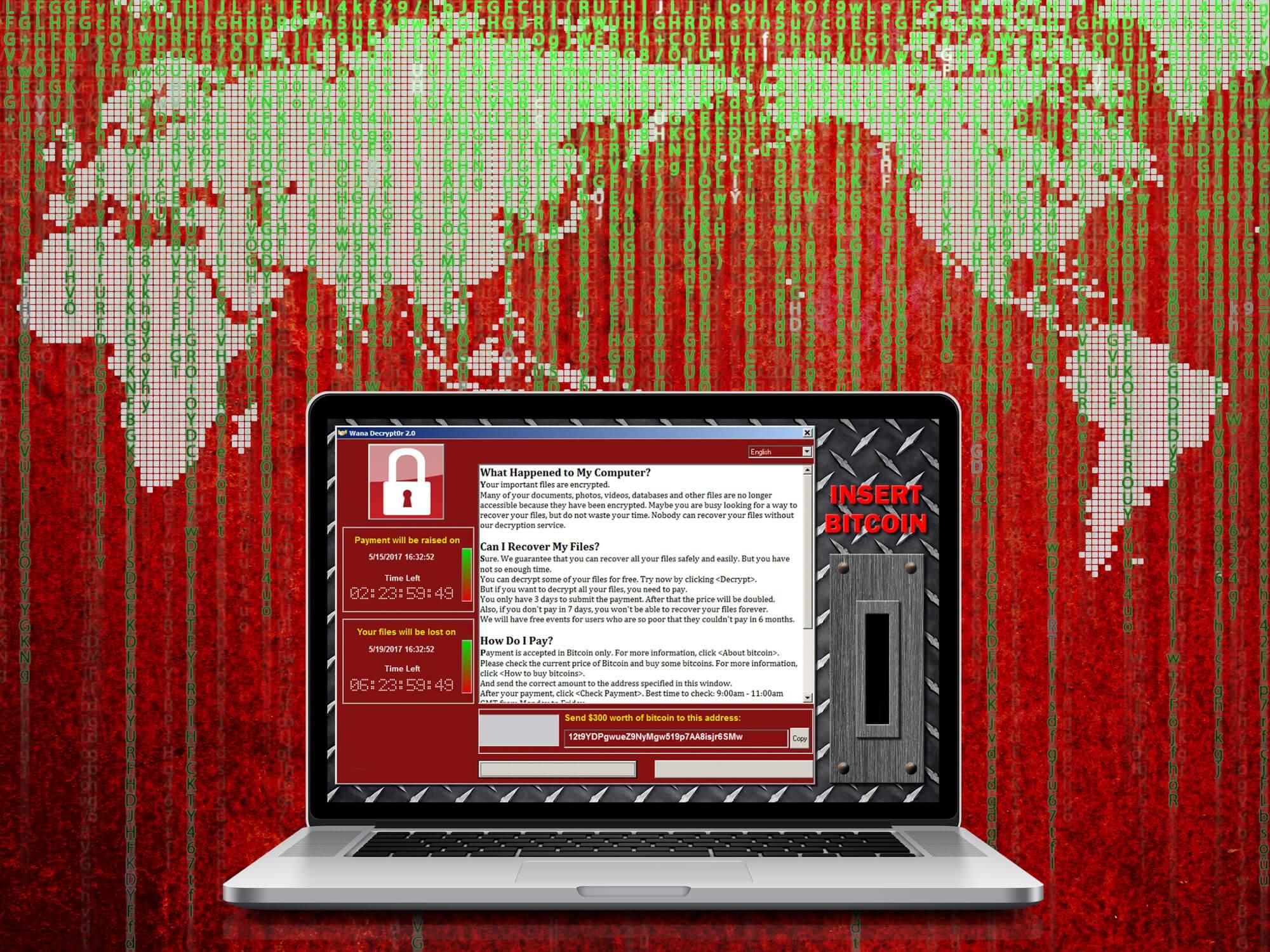 Que Es Ransomware Mayores Amenazas Internet