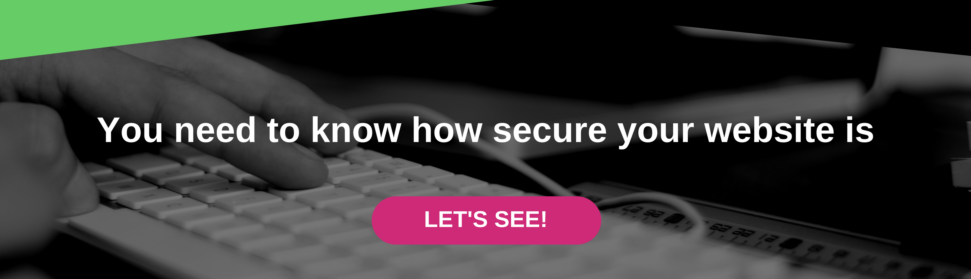 Know how secure your website is - ods
