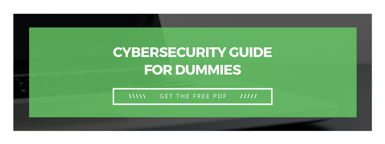 Cybersecurity Guide for Dummies