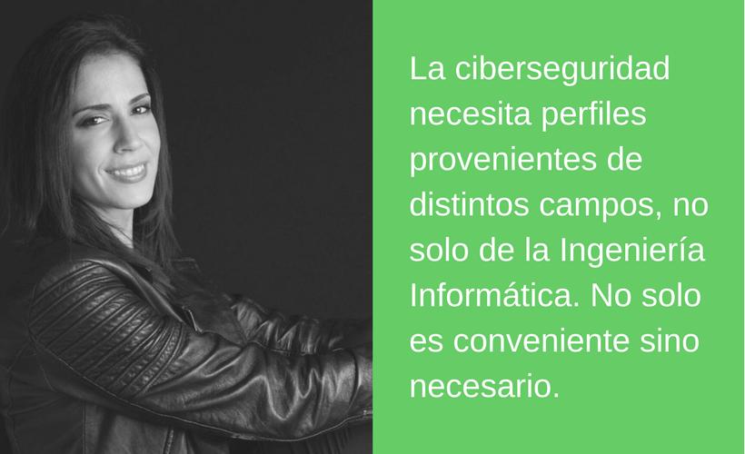 Silvia Barrera - Inspectora de Policía Nacional en Ciberseguridad