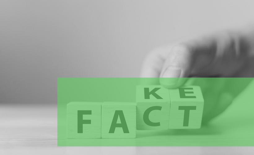 Cómo detectar fake news o noticias falsas - ods