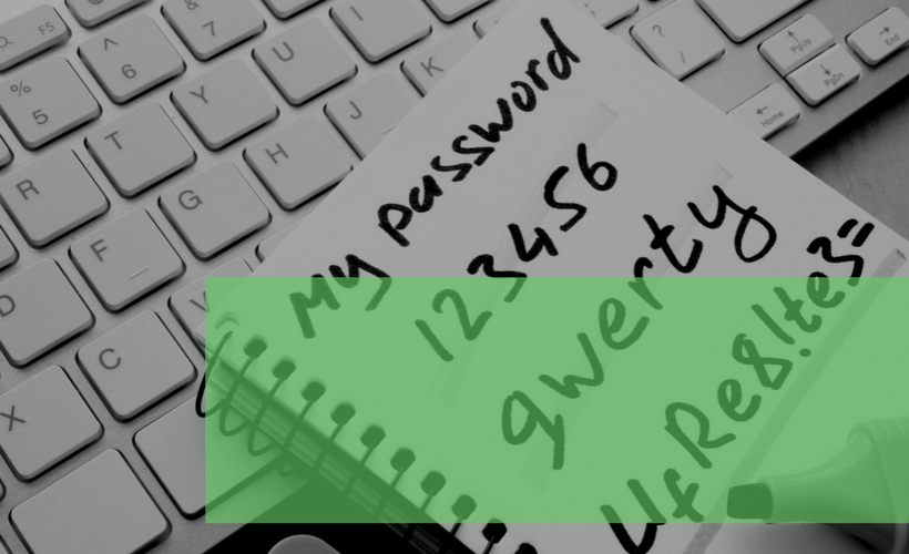 What is a secure password?